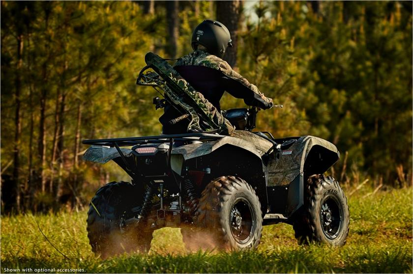 2018 Yamaha Grizzly EPS in Darien, Wisconsin