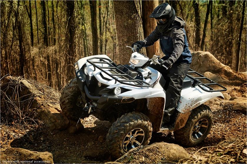 2018 Yamaha Grizzly EPS in Fontana, California