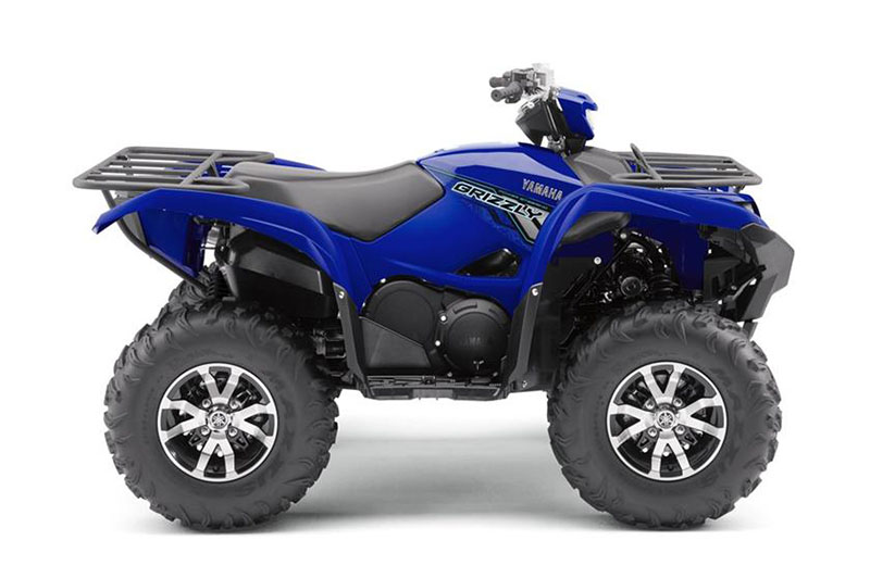 2018 Yamaha Grizzly EPS in Johnson City, Tennessee