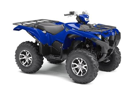 2018 Yamaha Grizzly EPS in Statesville, North Carolina