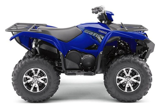 2018 Yamaha Grizzly EPS in Derry, New Hampshire - Photo 1