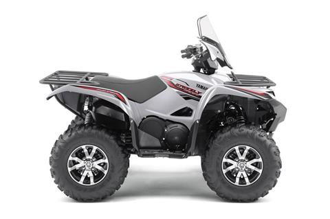 2018 Yamaha Grizzly EPS LE in Elyria, Ohio