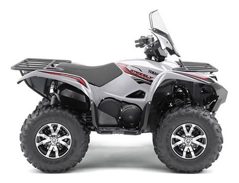 2018 Yamaha Grizzly EPS LE in Greenville, North Carolina