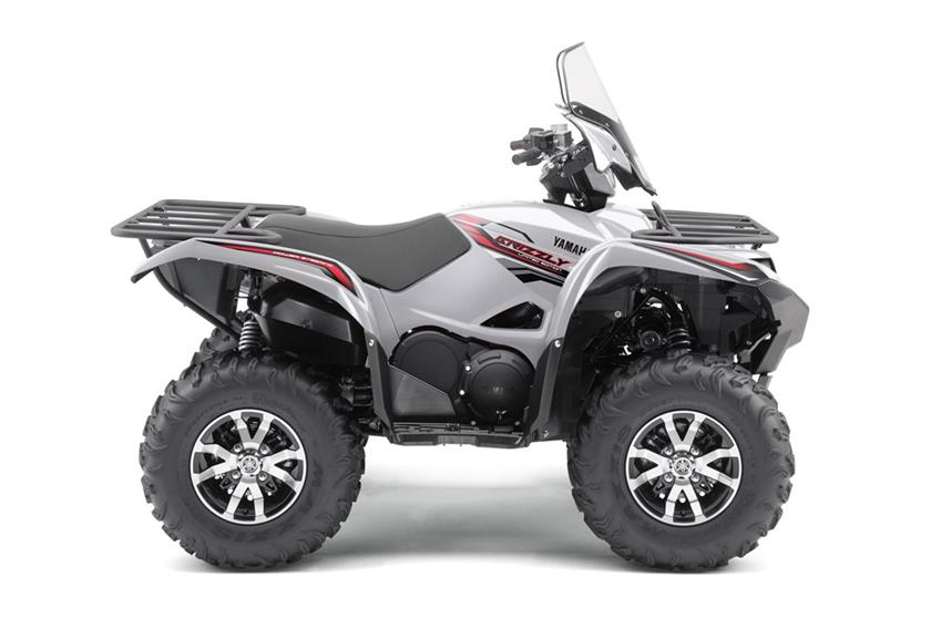 2018 Yamaha Grizzly EPS LE in Mount Vernon, Ohio
