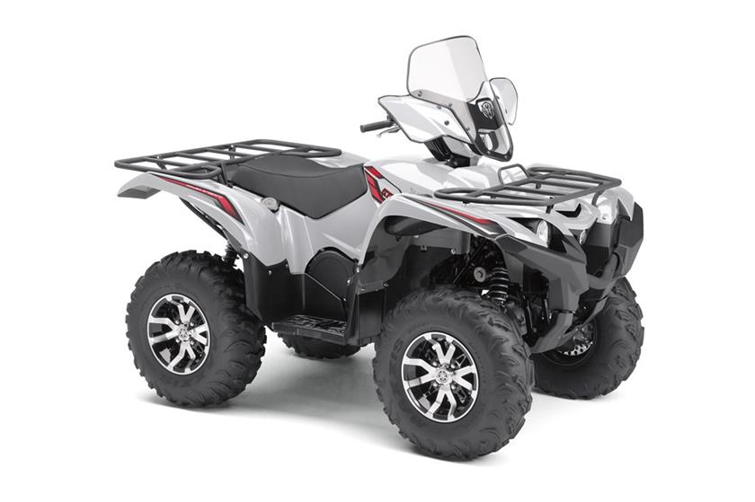 2018 Yamaha Grizzly EPS LE in Elkhart, Indiana