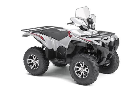2018 Yamaha Grizzly EPS LE in Johnstown, Pennsylvania