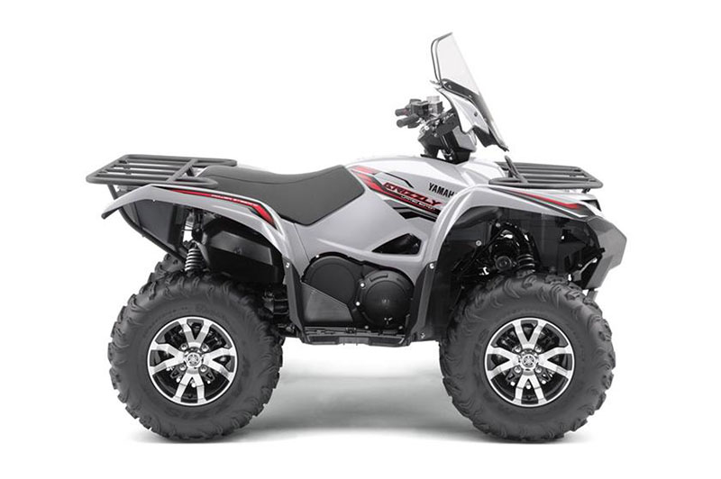 2018 Yamaha Grizzly EPS LE in Sacramento, California