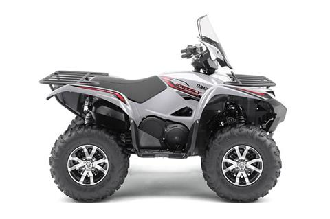 2018 Yamaha Grizzly EPS LE in Danbury, Connecticut