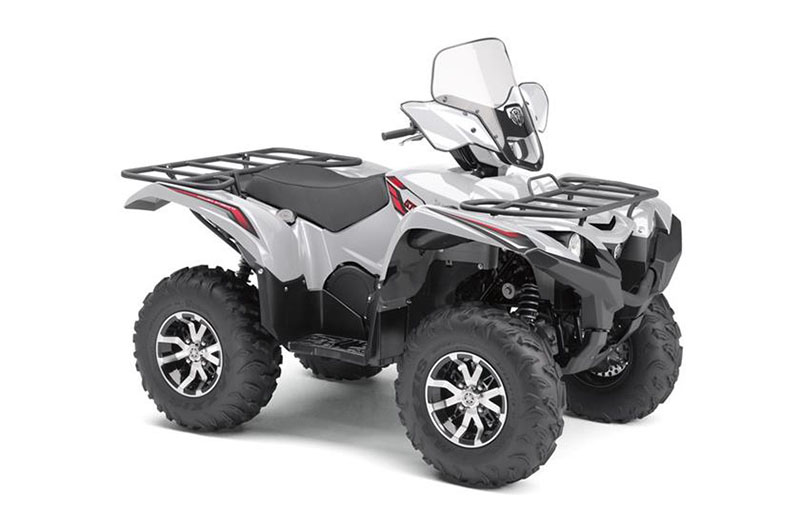 2018 Yamaha Grizzly EPS LE in Allen, Texas