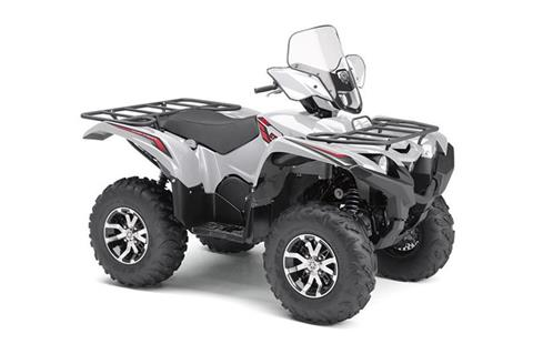2018 Yamaha Grizzly EPS LE in Fairfield, Illinois