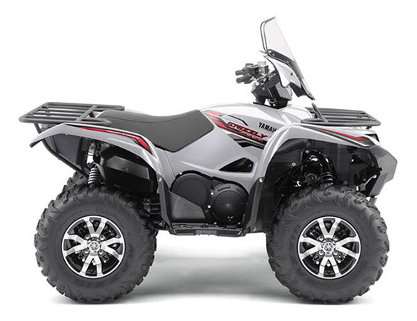 2018 Yamaha Grizzly EPS LE in Butte, Montana