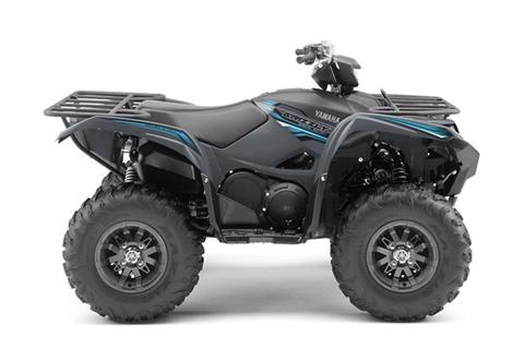 2018 Yamaha Grizzly EPS SE in Sacramento, California