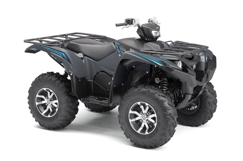 2018 Yamaha Grizzly EPS SE in Fairfield, Illinois