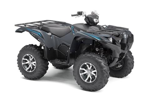 2018 Yamaha Grizzly EPS SE in Tamworth, New Hampshire