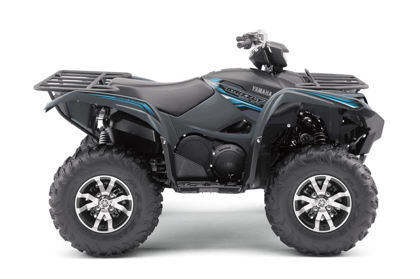 2018 Yamaha Grizzly EPS SE in Union Grove, Wisconsin