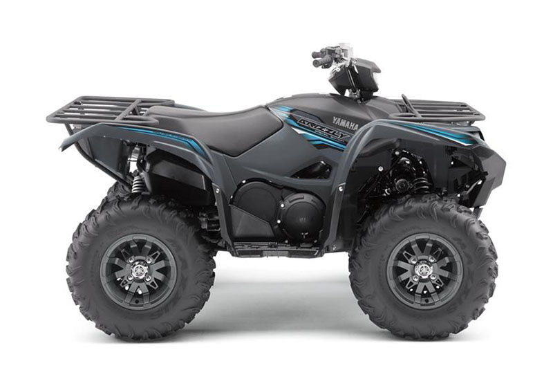 2018 Yamaha Grizzly EPS SE in Brooklyn, New York