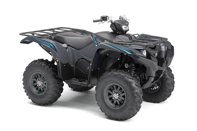 2018 Yamaha Grizzly EPS SE in Merced, California