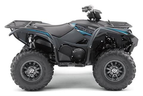 2018 Yamaha Grizzly EPS SE in Unionville, Virginia