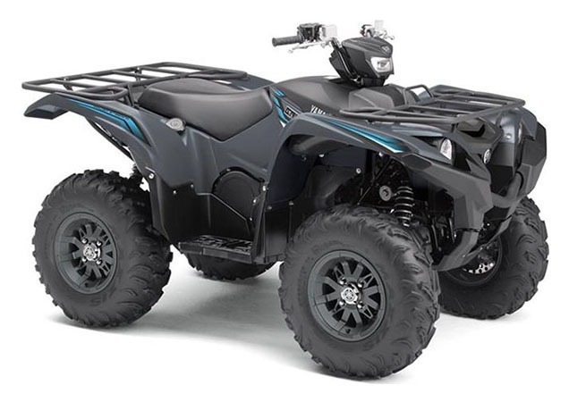 2018 Yamaha Grizzly EPS SE in Dayton, Ohio - Photo 2