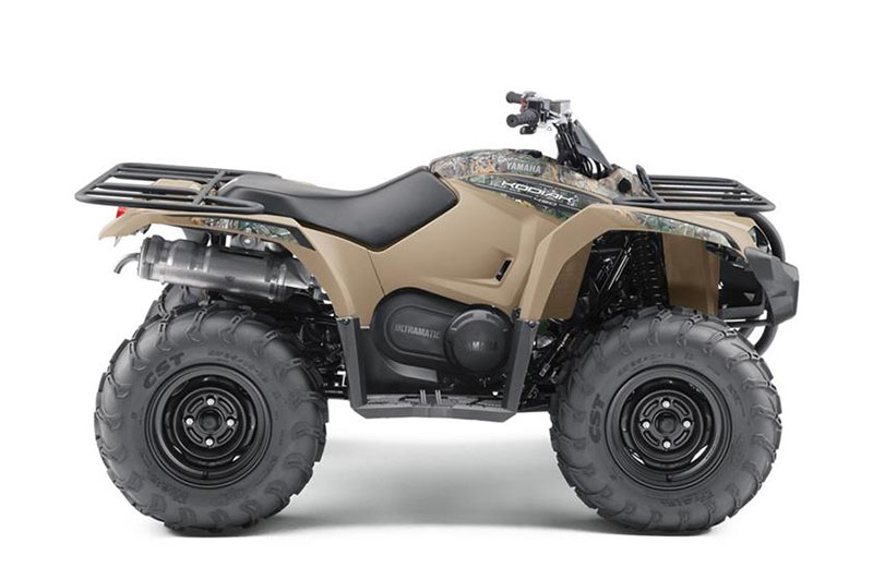 2018 Yamaha Kodiak 450 in Allen, Texas