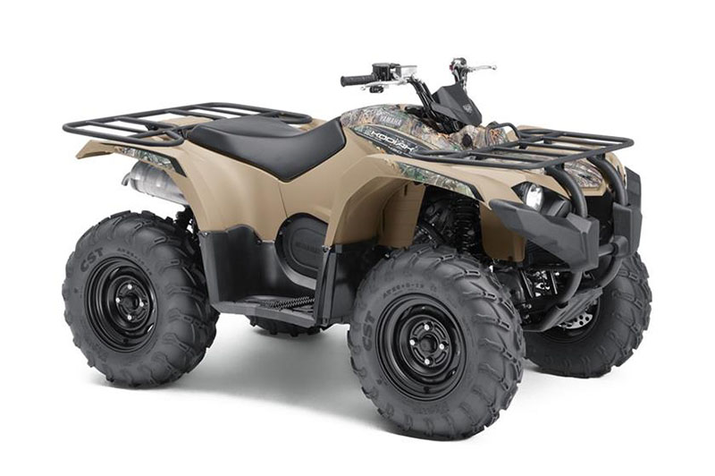 2018 Yamaha Kodiak 450 in Manheim, Pennsylvania