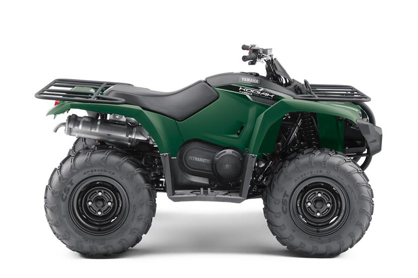 2018 Yamaha Kodiak 450 in Rock Falls, Illinois