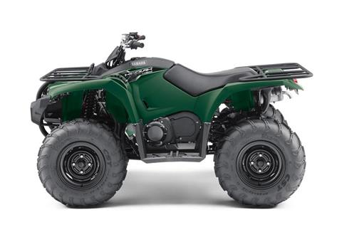 2018 Yamaha Kodiak 450 in Derry, New Hampshire