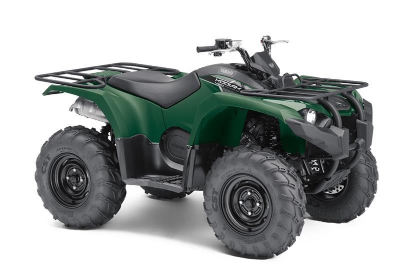 2018 Yamaha Kodiak 450 in Danbury, Connecticut