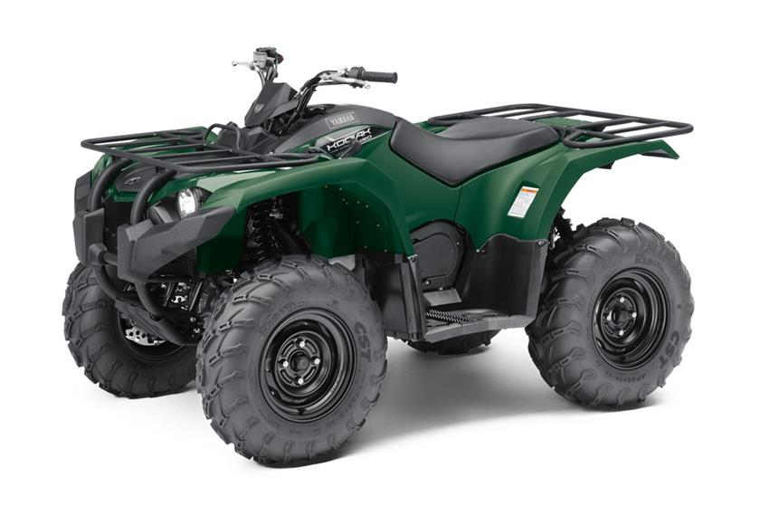 2018 Yamaha Kodiak 450 in Greenville, South Carolina