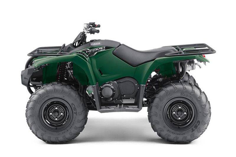2018 Yamaha Kodiak 450 in Stillwater, Oklahoma