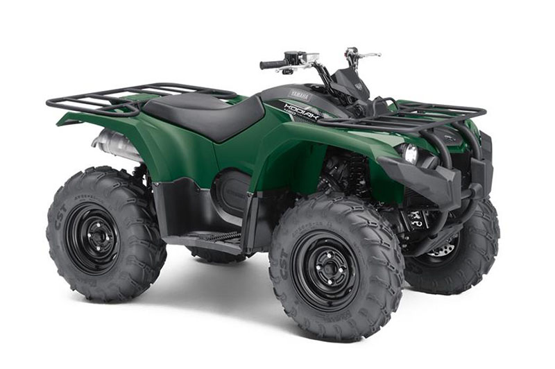 2018 Yamaha Kodiak 450 in New Haven, Connecticut