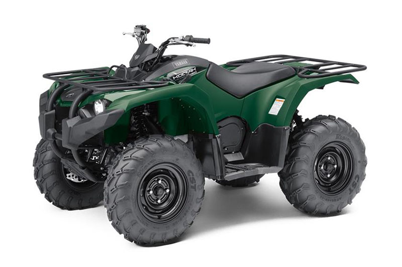 2018 Yamaha Kodiak 450 in Miami, Florida