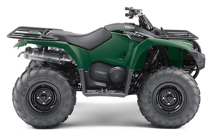 2018 Yamaha Kodiak 450 in Greenville, North Carolina - Photo 1