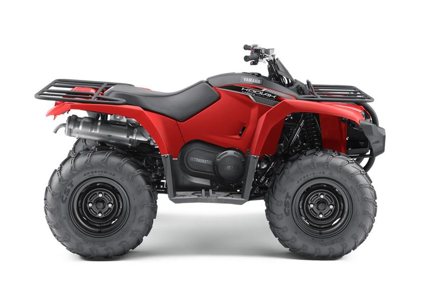 2018 Yamaha Kodiak 450 in Belle Plaine, Minnesota
