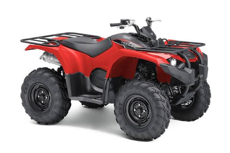 2018 Yamaha Kodiak 450 in Port Washington, Wisconsin