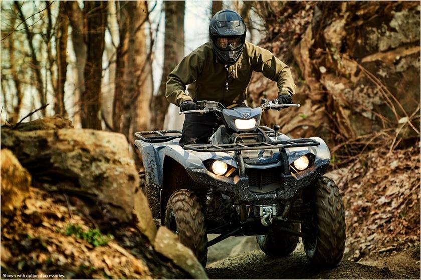 2018 Yamaha Kodiak 450 EPS in Meridian, Idaho