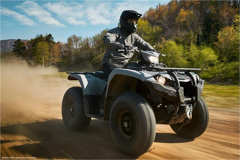 2018 Yamaha Kodiak 450 EPS in Sacramento, California - Photo 8
