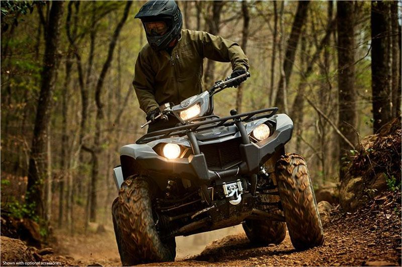 2018 Yamaha Kodiak 450 EPS in Paw Paw, Michigan