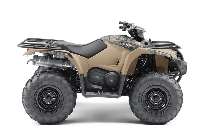 2018 Yamaha Kodiak 450 EPS in Las Vegas, Nevada