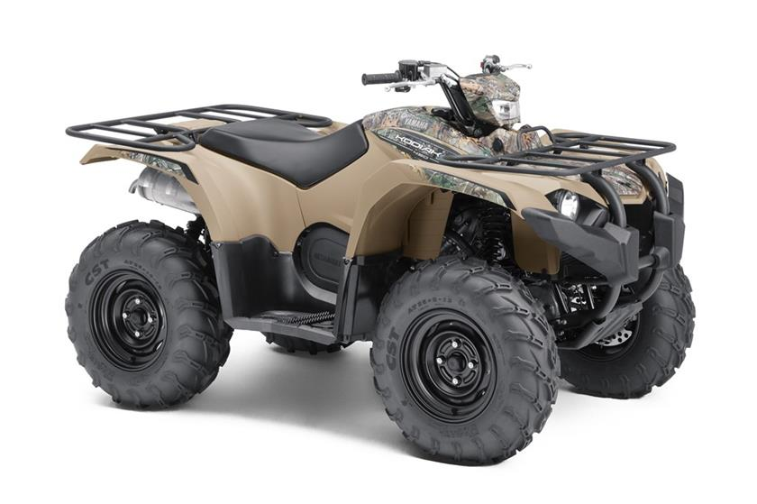 2018 Yamaha Kodiak 450 EPS in Santa Maria, California