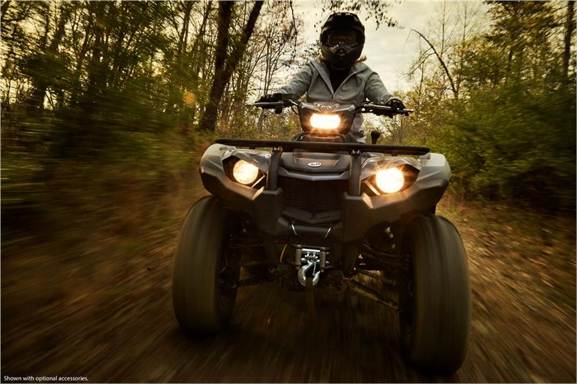 2018 Yamaha Kodiak 450 EPS in Middletown, New Jersey