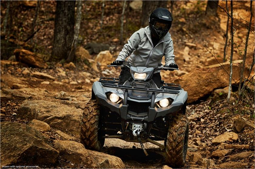 2018 Yamaha Kodiak 450 EPS in Elkhart, Indiana