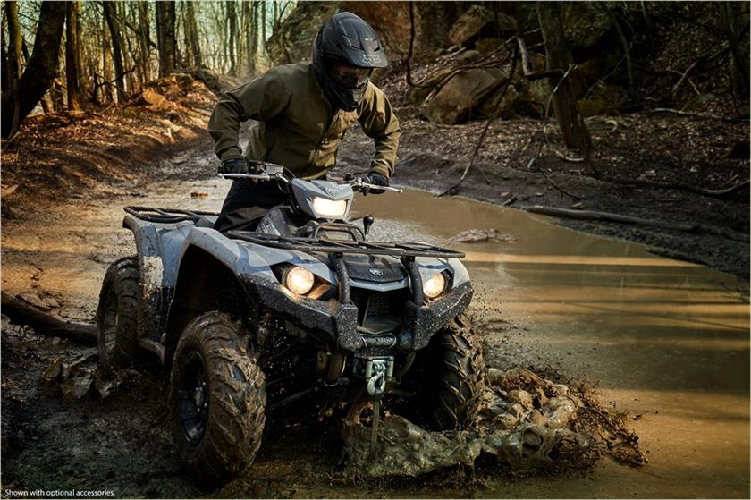 2018 Yamaha Kodiak 450 EPS in Unionville, Virginia