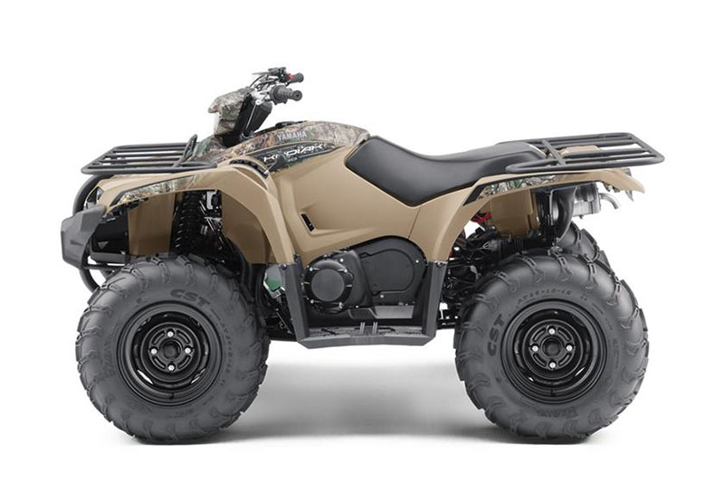 2018 Yamaha Kodiak 450 EPS in Danbury, Connecticut