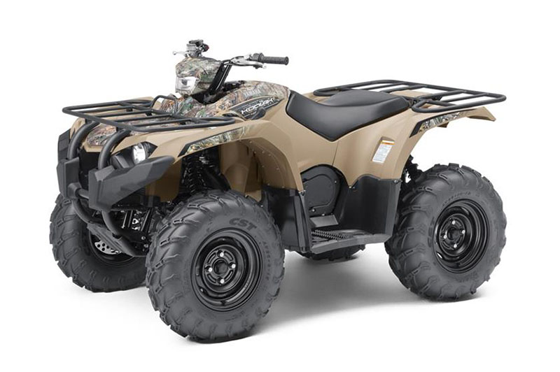 2018 Yamaha Kodiak 450 EPS in Hobart, Indiana