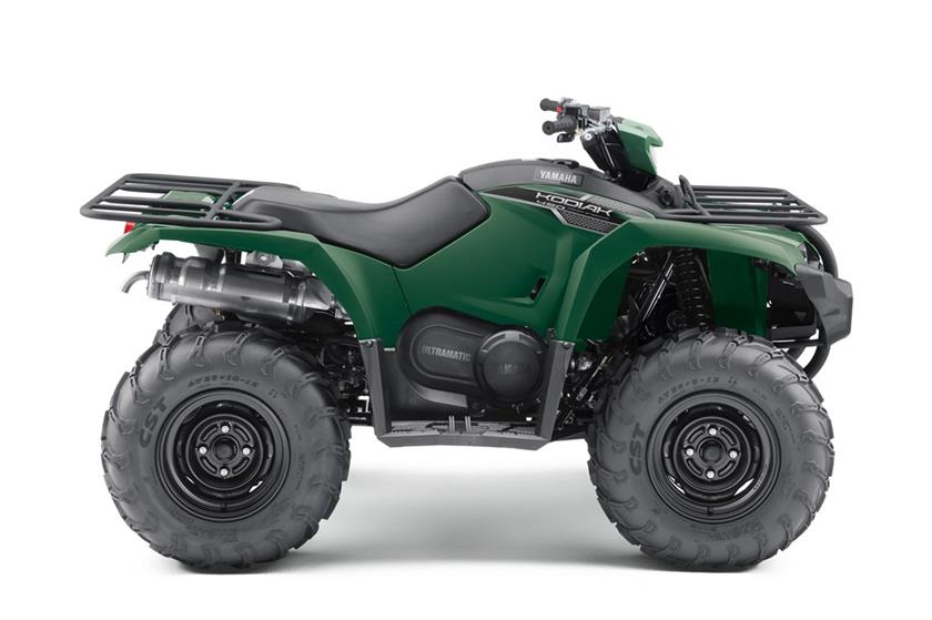 2018 Yamaha Kodiak 450 EPS in Darien, Wisconsin