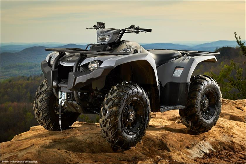 2018 Yamaha Kodiak 450 EPS in Stillwater, Oklahoma