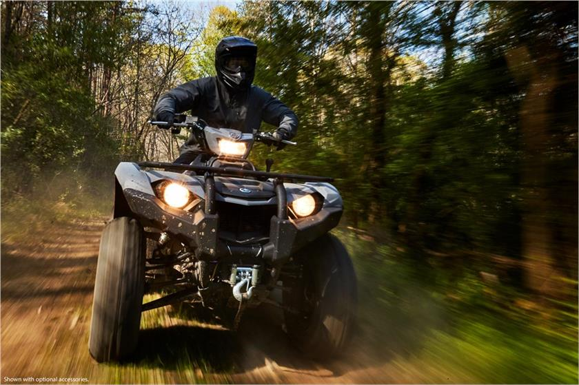 2018 Yamaha Kodiak 450 EPS in Fairfield, Illinois