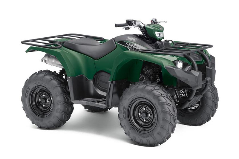 2018 Yamaha Kodiak 450 EPS in Eureka, California