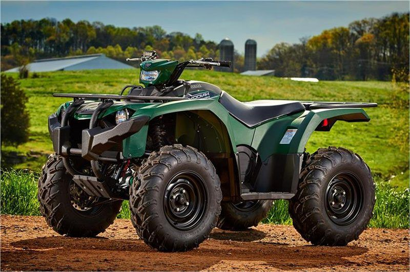 2018 Yamaha Kodiak 450 EPS in Tamworth, New Hampshire - Photo 3
